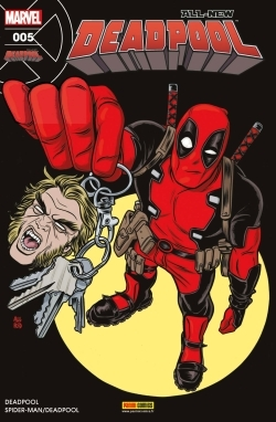 ALL-NEW DEADPOOL N  5