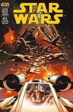 STAR WARS N 11 (COUVERTURE 2/2)