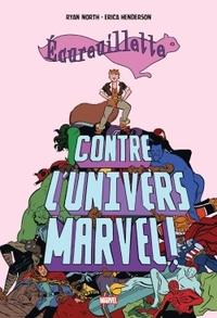 ECUREUILLETTE CONTRE L'UNIVERS MARVEL