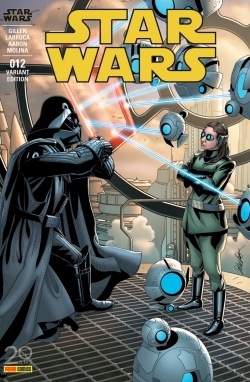 STAR WARS N 12 (COUVERTURE 2/2)