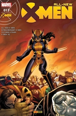 ALL-NEW X-MEN N 13