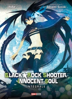 BLACK ROCK SHOOTER INNOCENT SOUL : INTEGRALE