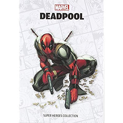 MARVEL SUPER HEROES COLLECTION - DEADPOOL