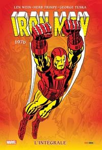 IRON MAN : L'INTEGRALE T10 (1976)