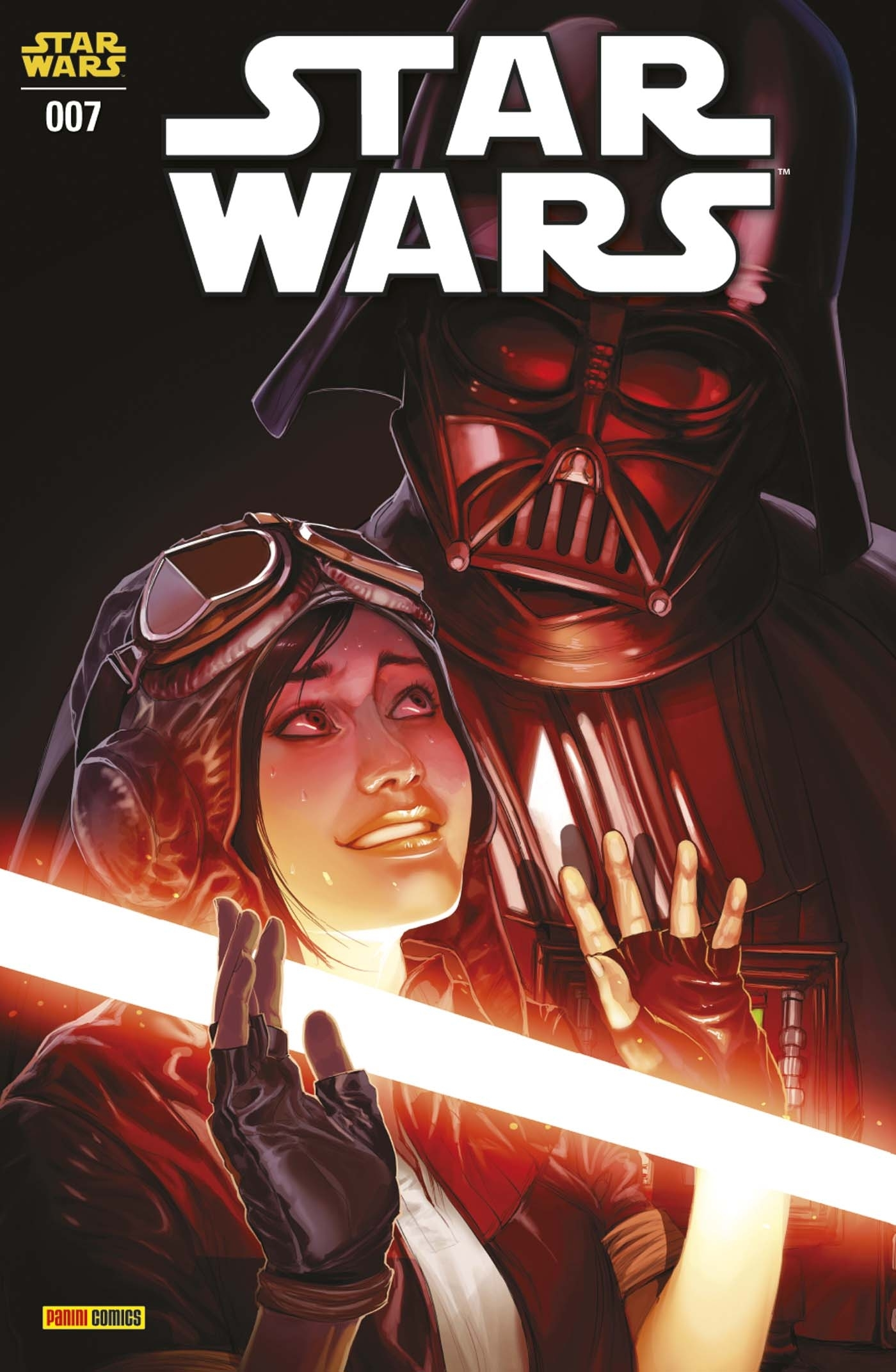 STAR WARS N 07