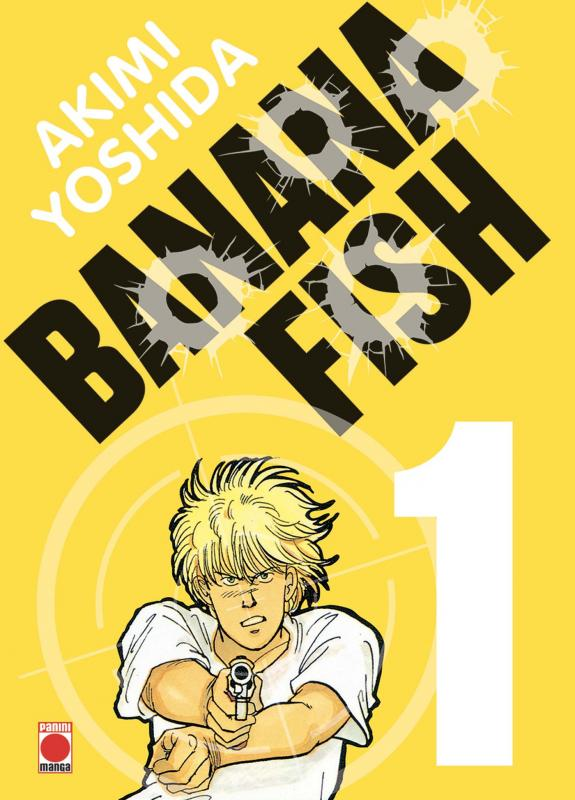 BANANA FISH TOME 01 PERFECT EDITION