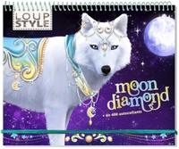 ANIMAL STYLE - MOON DIAMOND - LOUP STYLE