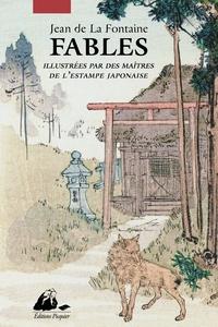 FABLES - ILLUSTREES PAR DES MAITRES DE L'ESTAMPE JAPONAISE