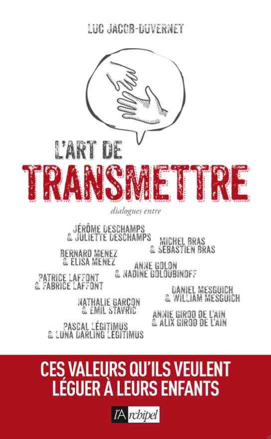 L ART DE TRANSMETTRE