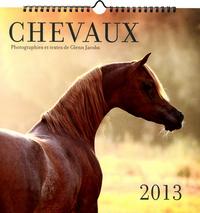 2013 CALENDRIER CHEVAUX