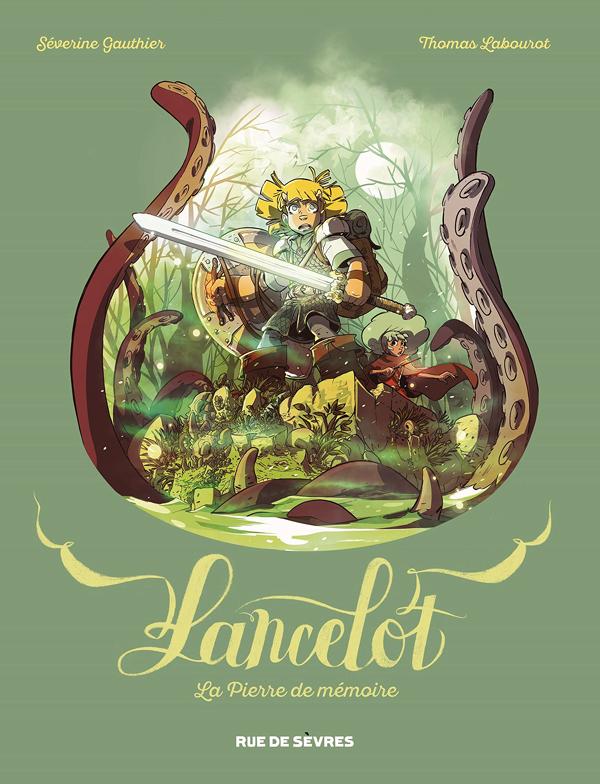 Lancelot - la pierre de memoire