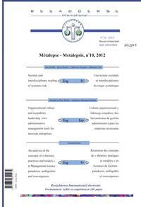RESADDERSSE N  10 METALEPSE-METALEPSIS