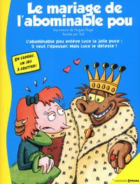 MARIAGE DE L ABOMINABLE POU - VOL02