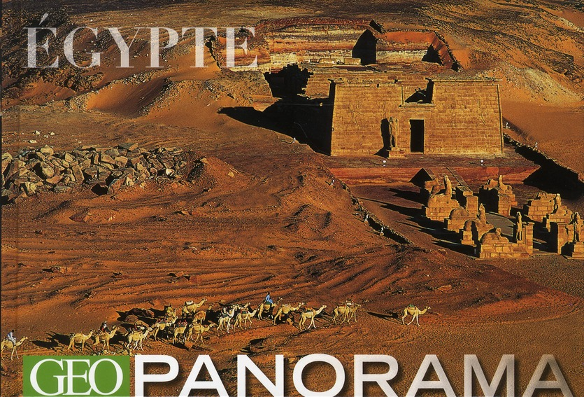 GEO PANORAMA EGYPTE