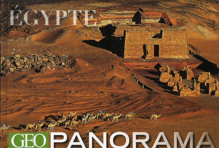 GEO PANORAMA EGYPTE