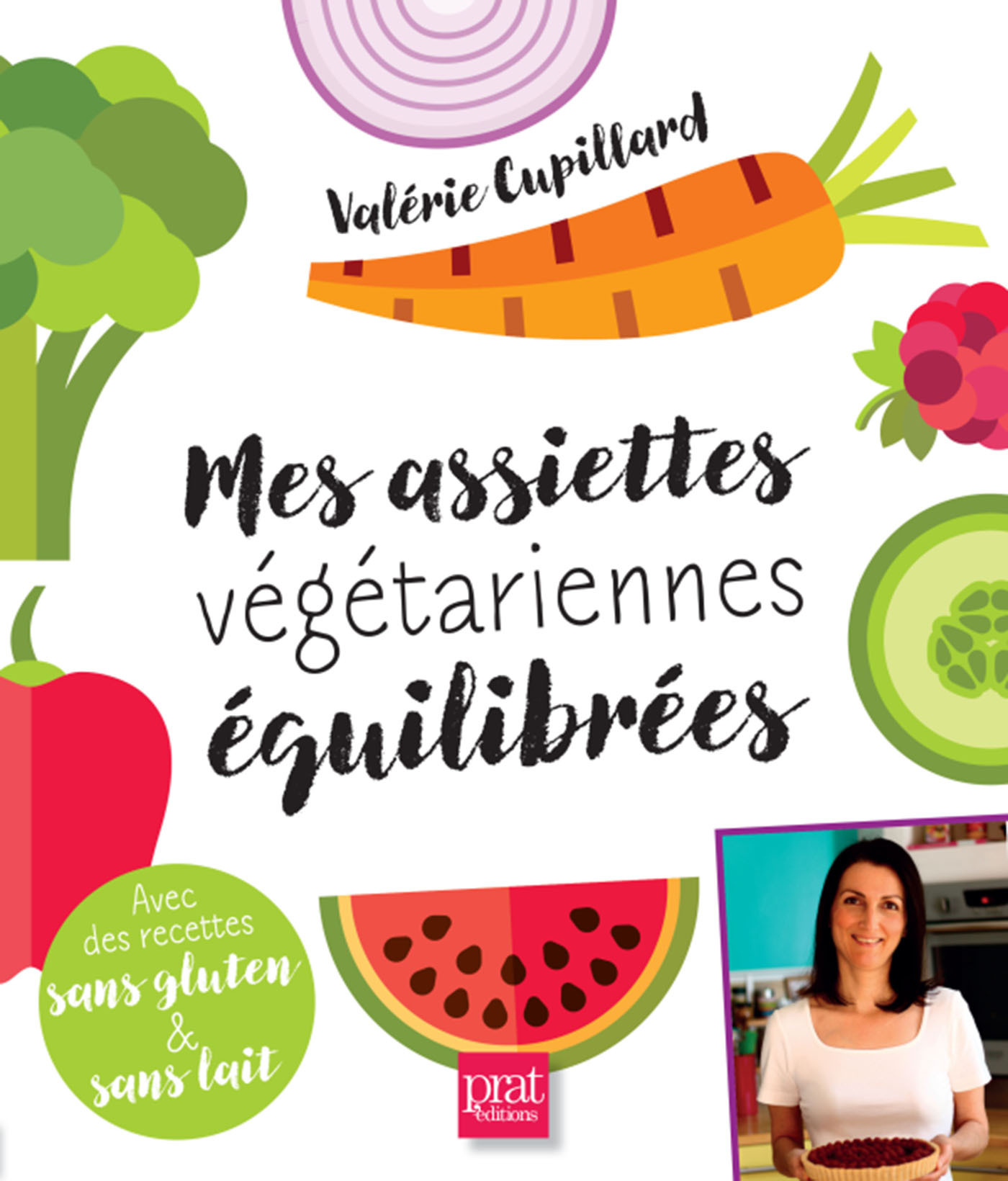 MES ASSIETTES VEGETARIENNES EQUILIBREES