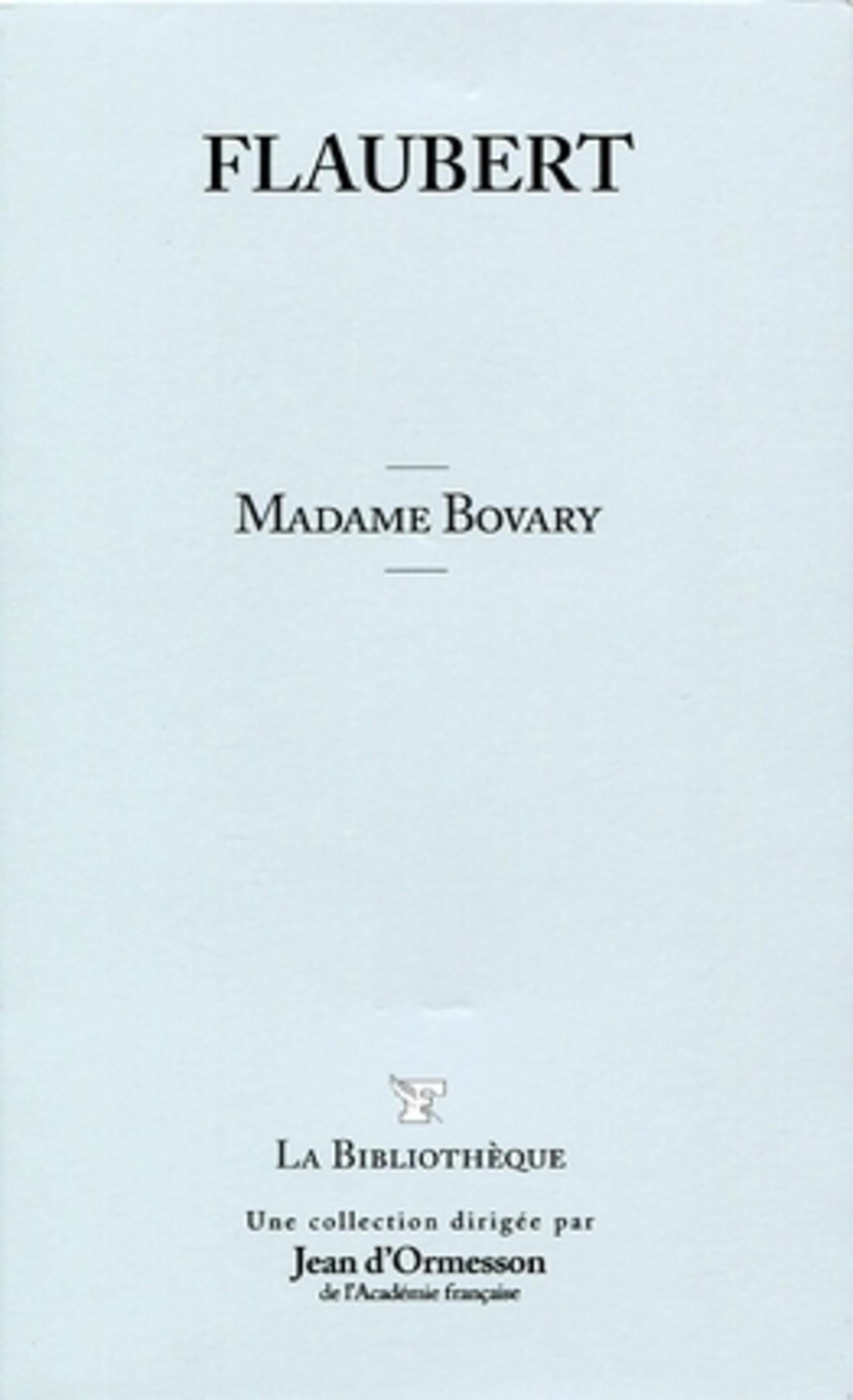 MADAME BOVARY T6