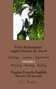PETIT DICTIONNAIRE ANGLAIS FRANCAIS