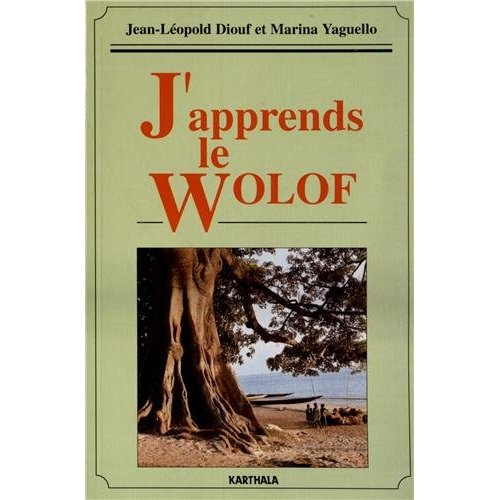 J'APPRENDS LE WOLOF (LIVRE + CD AUDIO)