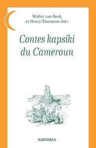 CONTES KAPSIKI DU CAMEROUN