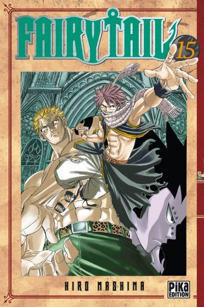 Fairy tail t15