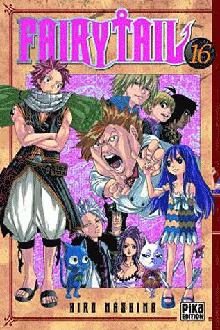 Fairy tail t16