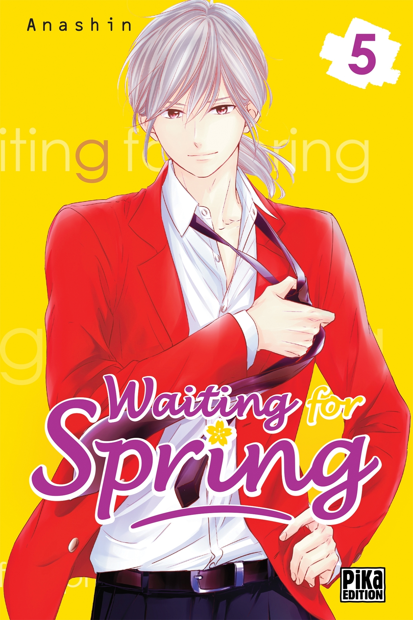 WAITING FOR SPRING T05