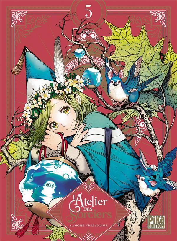 L'ATELIER DES SORCIERS T05 EDITION COLLECTOR