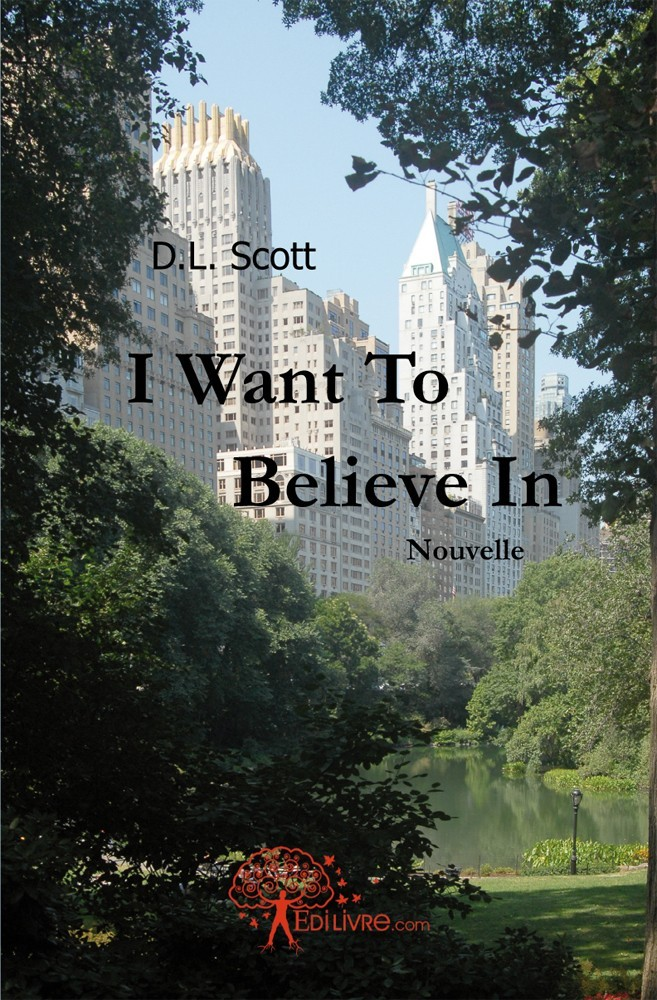 I WANT TO BELIEVE IN