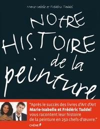NOTRE HISTOIRE DE LA PEINTURE