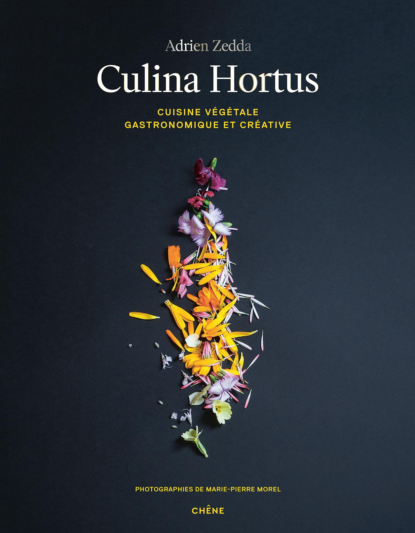 CULINA HORTUS - CUISINE VEGETALE GASTRONOMIQUE ET CREATIVE