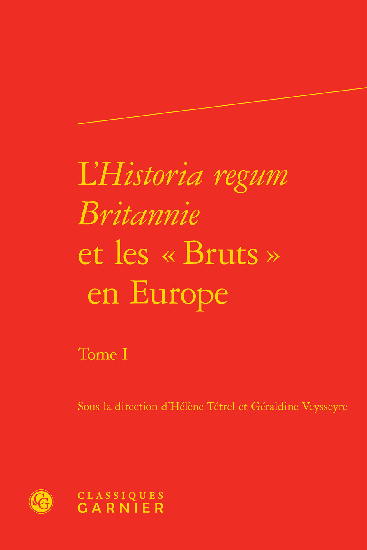 L'HISTORIA REGUM BRITANNIE ET LES