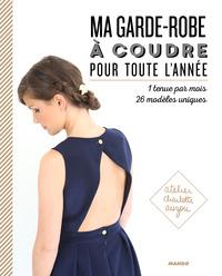MA GARDE-ROBE A COUDRE POUR TOUTE L'ANNEE