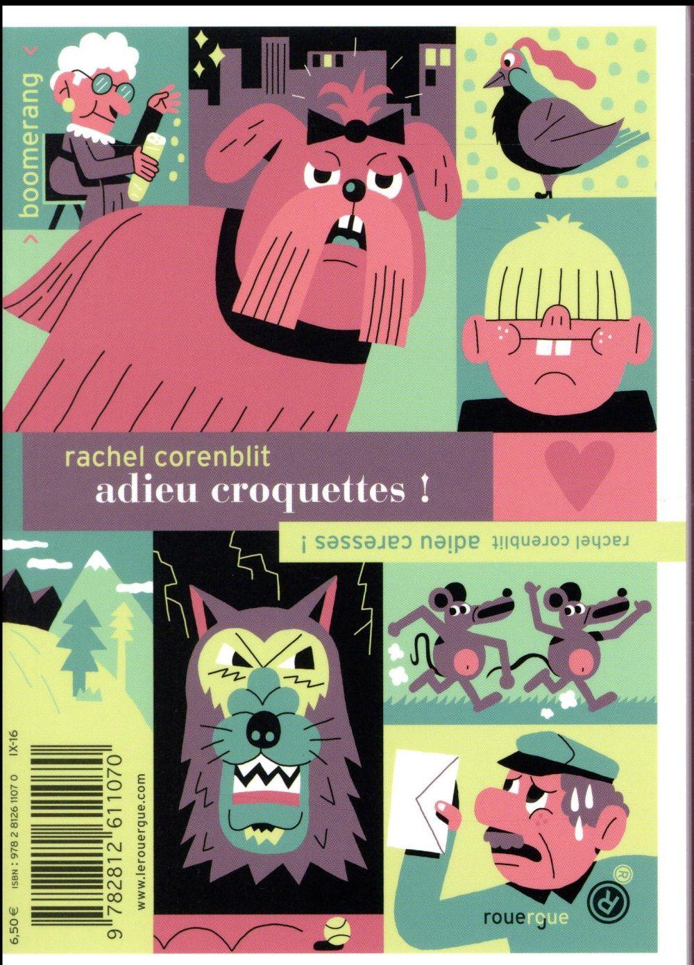 ADIEU CROQUETTES ! / ADIEU CARESSES !