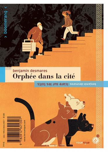 ORPHEE DANS LA CITE / ICARE SUR LES TOITS