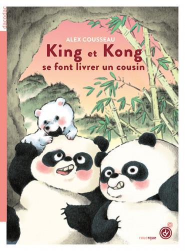 KING ET KONG, SE FONT LIVRER UN COUSIN
