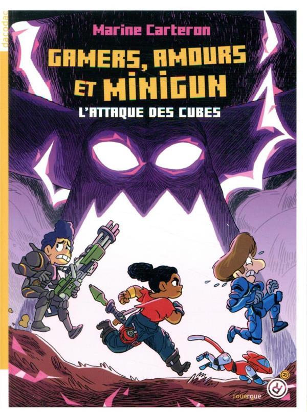 L'ATTAQUE DES CUBES 2 - GAMERS, AMOURS ET MINIGUN