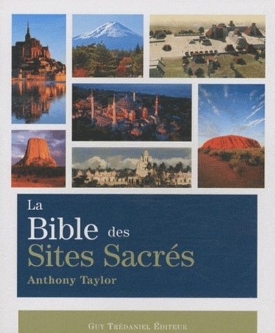 LA BIBLE DES SITES SACRES