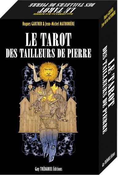 COFFRET LE TAROT DES TAILLEURS DE PIERRES