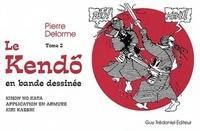 LE KENDO EN BANDE DESSINEE - TOME 2