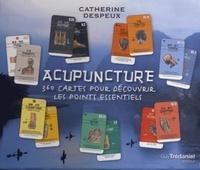 ACUPUNCTURE - 360 CARTES POUR DECOUVRIR LES POINT S ESSENTIELS