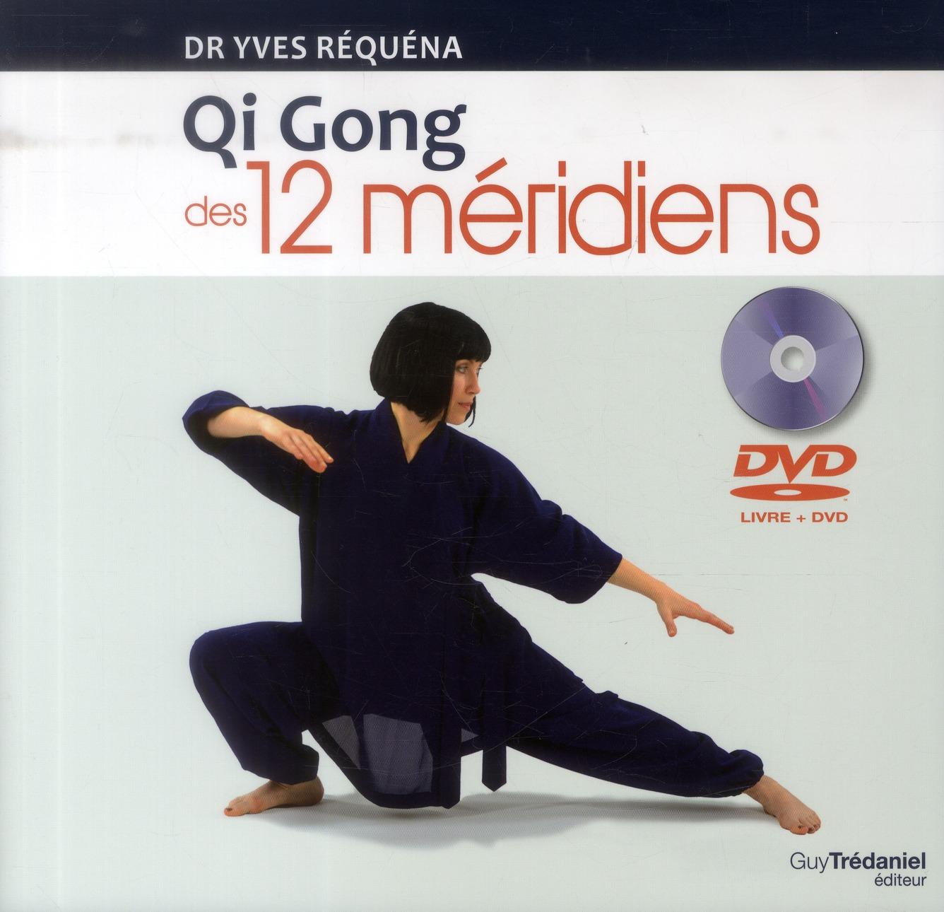 QI GONG DES 12 MERIDIENS (LIV+DVD)