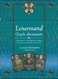 COFFFRET LENORMAND, ORACLE DIVINATOIRE