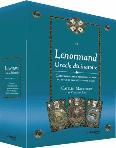 LENORMAND - ORACLE DIVINATOIRE