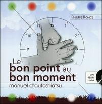 BON POINT AU BON MOMENT (LE) AVEC DVD