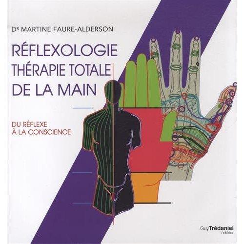 REFLEXOLOGIE, THERAPIE TOTALE DE LA MAIN