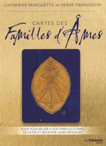CARTES DES FAMILLES D'AMES