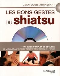 LES BONS GESTES DU SHIATSU