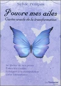 J'OUVRE MES AILES - CARTES ORACLE DE LA TRANSFORMATION