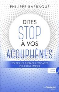 DITES STOP A VOS ACOUPHENES AVEC CD INCLUS